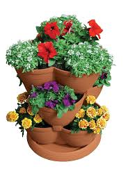Flower Pot Sale Amazon Com Akro Mils Rzjmedi Medium Stack A Pot 30 Quart