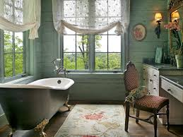 window treatment ideas for bathroom bathroom window treatments for privacy hgtv