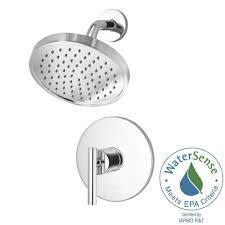 pfister contempra single handle 1 spray shower faucet with