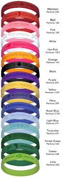 silicone bracelet size images Brass reminders store custom silicone bracelets jpg