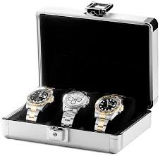 watch travel case images Triple watch box travel storage case w81000 orbita lugano aluminum jpg