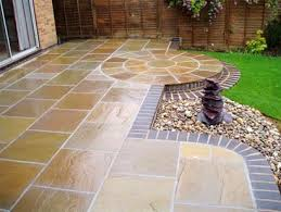 Patio S Patterns For Stone Patios Stone Reconstituted Stone And Concrete