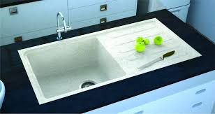 Granite Single Bowl Kitchen Sink Black Undermount Kitchen Sink Granite Composite Bowl