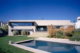modern concrete home plans and designs