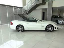 used mercedes sl63 amg for sale 2009 mercedes sl class sl63 amg iwc limited edition auto for