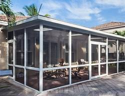 Screens For Patio Enclosures Screen Patio Enclosures The Ticket For Homeowners In Fort