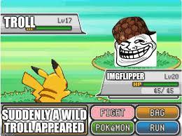 Troll Meme Maker - troll pokemon battle meme generator imgflip