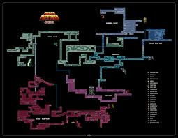 Metroid Map Sm Oxide