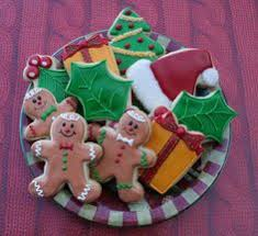 blue christmas blue christmas christmas cookies and christmas tree
