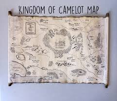 Eragon Map Kingdom Of Camelot Map Merlin On Bbc Map King Arthur Map Of
