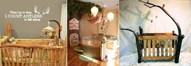 chambre bebe en bois la déco forêt pour chambre bébé une affaire d intérprétation