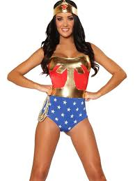 Wonder Woman Costume Wonder Woman Leotard Cosplay Costume 16091416 Cosercosplay Com