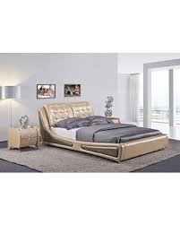 Contemporary Platform Bed Great Deals On Us Pride Furniture B8047 Qb Victoria Leather