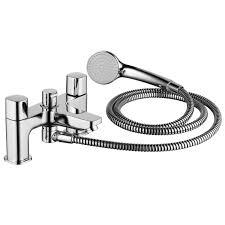 ideal standard taps diy ideal standard tempo chrome bath shower mixer tap