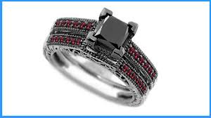 black engagement rings meaning ruby engagement rings meaning what your ring says about you