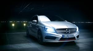 mercedes tv commercial tv ads a class tv commercial performance the of