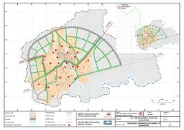 Abhanpur Master Plan 2031 Report Abhanpur Master Plan 2031 Maps by Proposed Sewerage Network Of Sohagpur Lowcosthousing Online