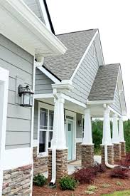 Pinterest Home Painting Ideas by Best 25 Exterior Paint Colors For House With Stone Ideas On