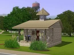 Katrina Cottage Mod The Sims Cypress Cottage Under 10k