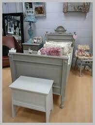hand painted bedroom furniture a 19thc dressing table painted in autentico ivory with a reindeer