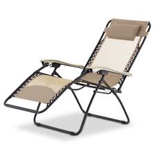 Breathable Patio Furniture Covers - the extra wide zero gravity breathable mesh lounger hammacher