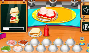 jeux restaurant gratuit