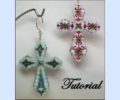 182 best beaded ornament patterns images on
