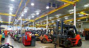 forklift repair railcar mover repair material handling repair in wi