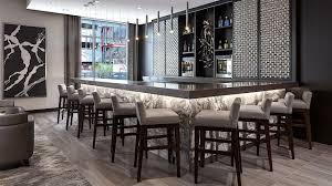 Hotel Kitchen Design Kitchen U0026 Lounge Ac Hotel Boston North Medford Ma