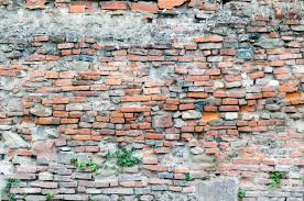 badly stacked brick wall background pattern pictures
