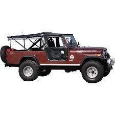 jeep new black bestop soft top new black jeep willys 1950 1953 51403 01 ebay