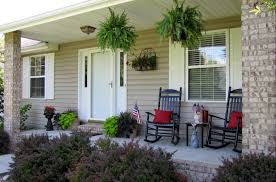 front porch ideas for small ranch style homes u2014 bitdigest design
