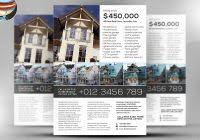 real estate brochure templates psd free download high quality