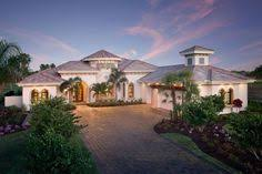 tuscan style one story homes print elevation view larger image