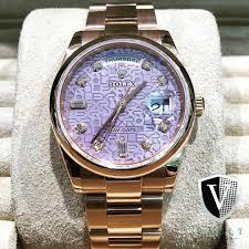 golden jubilee diamond size comparison rolex daydate original jubilee diamond dial 118205 in stock today