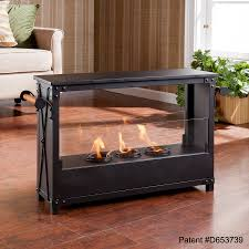 Portable Gas Fireplace by Southern Enterprises Furniture Layton Portable Indoor Outdoor