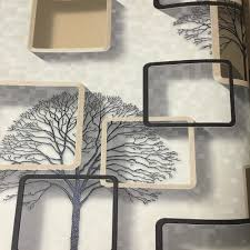 Tree Wall Murals Simple Scenery Style Beautiful Tree Wall Mural Home Decorative