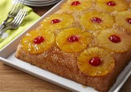 pineapple upside down cake karo syrup