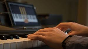 keyboard that lights up to teach you how to play the one smart piano review this smart keyboard will teach you how