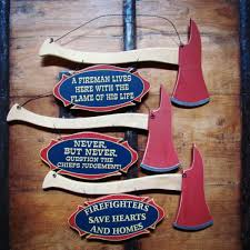 creative firefighter home decor interior decorating ideas best