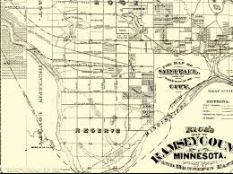 Mn State Park Map by Saint Anthony Park Saint Paul Wikipedia