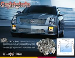 cadillac sts v color black raven love that automobile
