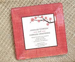 wedding invitation plate keepsake wedding invitation plate invitation keepsake 1st