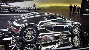 bugatti veyron super sport chrome wallpaper