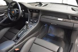 porsche interior 2016 2016 porsche 911 r stock 7092c for sale near greenwich ct ct
