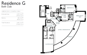 beach club hallandale floor plans bath club miami beach condo 5959 collins ave florida fl 33140