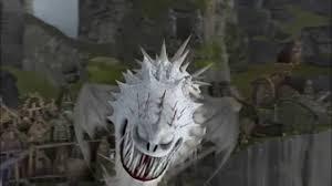 train dragon screaming death red death