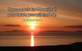 Seeking Jesus Seeking God From The Inside Out