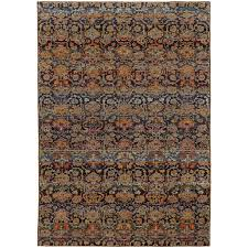 oriental weavers andorra 6836c multi blue area rug rugsale com