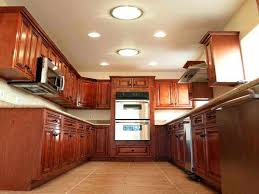 Kitchen Overhead Lighting Ideas Kitchen Overhead Lights Led Kitchen Ceiling Lights Ideas Fourgraph